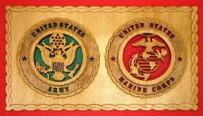 army and marine
