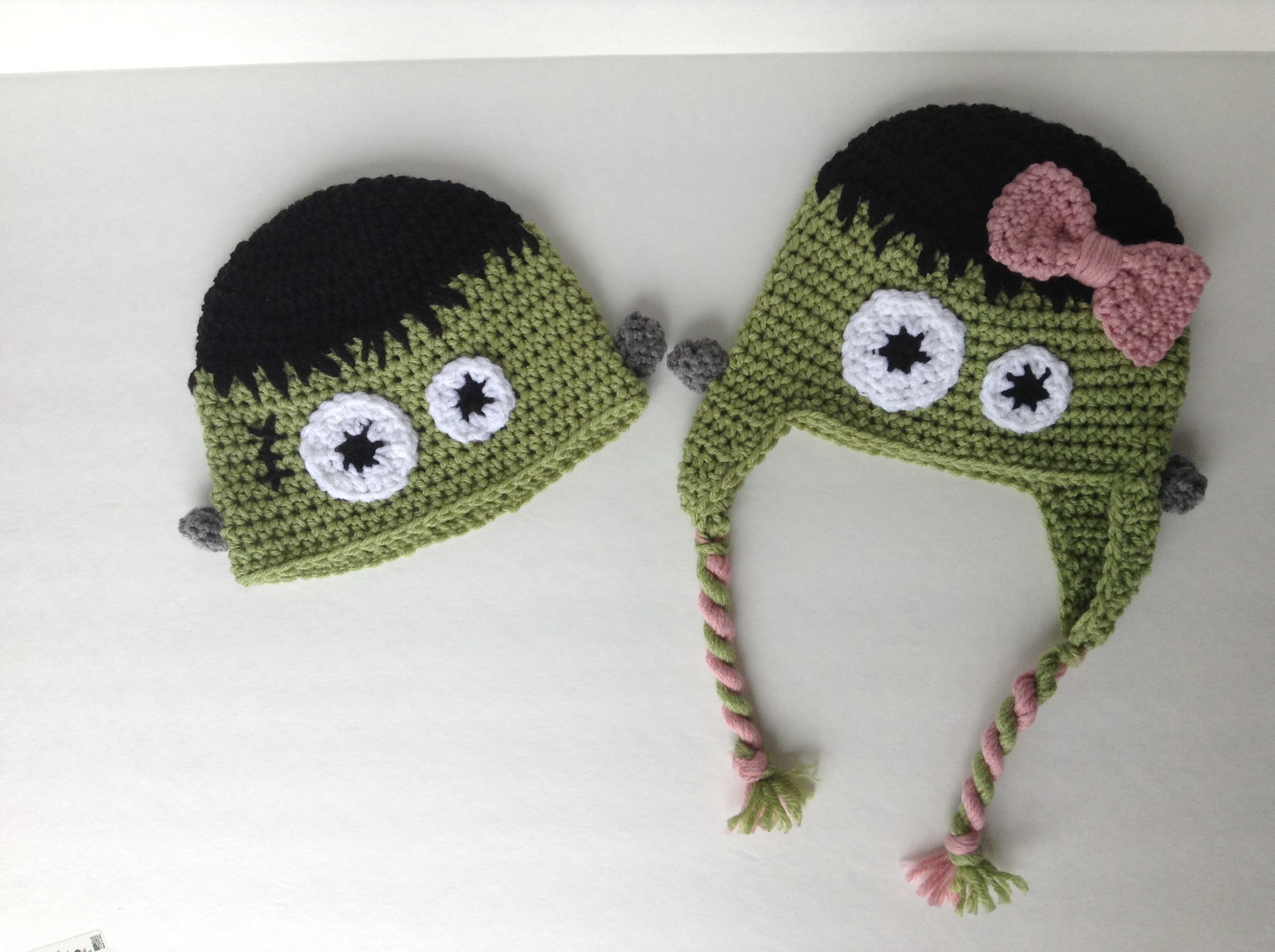 Free Crochet Patterns For Character Hats : Gallery For > Crochet Character Hat
